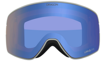 Dragon Alliance NFX2 Flat Lens Goggle Salt Blue Ion Front