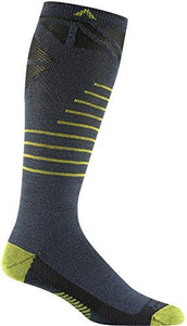 Wigwam Snow Super G Over Calf Ski Snowboard Sock China Blue