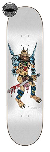 Gwar Oderus 8.8in x 32.5in Skateboard Deck