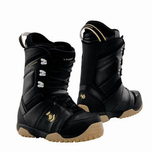 Legend Men's Snowboard Boot Black/Gum Size US 8.0