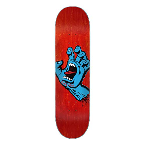 Screaming Hand 8.0in x 31.6in Skateboard Deck