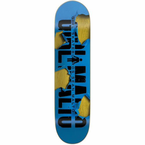 Sean Malto Tear It Up Skateboard Deck - 8.12 inch