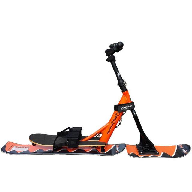 Swiss BikeBoard Adult Freeride Snow Scooter