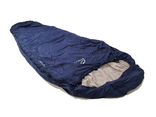 Halti Dreamlite 40 Degree Ultra Lightweight Mummy Sleeping Bag with Stuff Sack