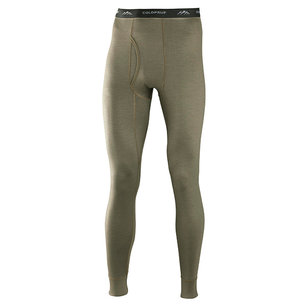 Classic Merino Wool Men's Base Layer Bottom Commando