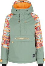 O'Neill Ladies Original Anorak Ski and Snowboard Winter Jacket Front