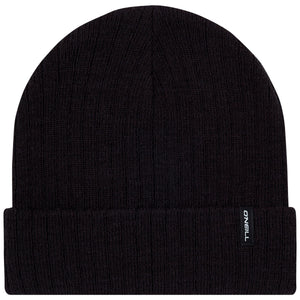 O'Neill Everyday Beanie Black Front