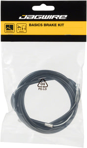 Basics Brake Cable and Housing Assembly, Black