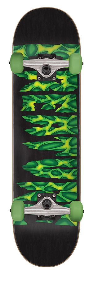 Strains 8.0-inch x 31.6-inch Skateboard Complete
