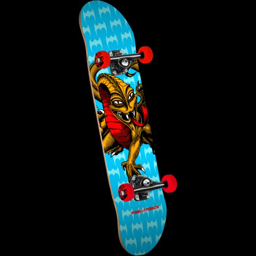 Cab Dragon One Off Complete Skateboard 7.5x28.65