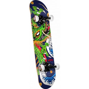 Goldaen Dragon Cab Ink Dragon 2 Complete Skateboard 7.13.28.5