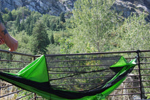 WolfSling Two Person (2P) Bug Free Lightweight Hammock with Bug Net