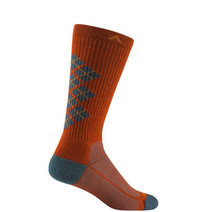Wigwam Cross Timber NXT Lightweight Synthetic Hike Socks Picante Orange
