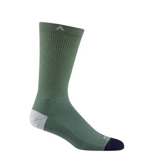 Wigwam Elemental Synthetic Blend Hiking Sock Laurel Wreath Green