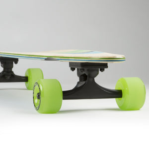 Geo Switch 34.5-Inch Pintail Longboard Complete