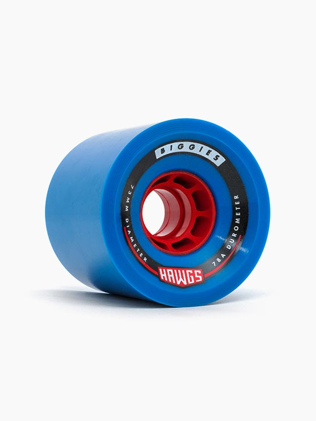 Bigger Biggie 73mm 78a Longboard Wheels