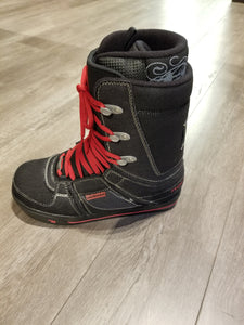 Nboot Denim Men's Snowboard Boot, Size US 9.0