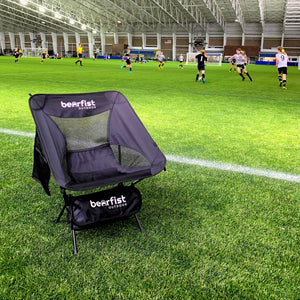 bear fist ultra light camp chair portable perfect for sporting events