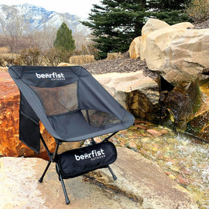 Ultralight All-Purpose Backpacking Camp Chair
