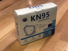 KN95 5-Layer Particulate Mask 10ct Box