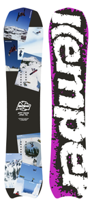 Kemper Apex Kurt Heine 2020/2021 Powder Snowboard Top and Bottom Sheets