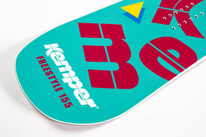 Kemper Snowboards Flight 1989/1990 Tail Close Up