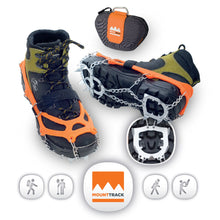 MountTrack Hiking and Mountaineering Crampons