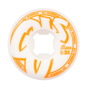 From Concentrate Hardline 101a White Skateboard Wheels