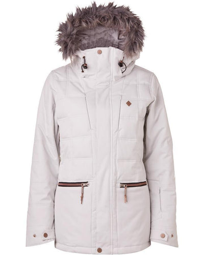 Rojo Outerwear Women's Paloma Winter Jacket White Default