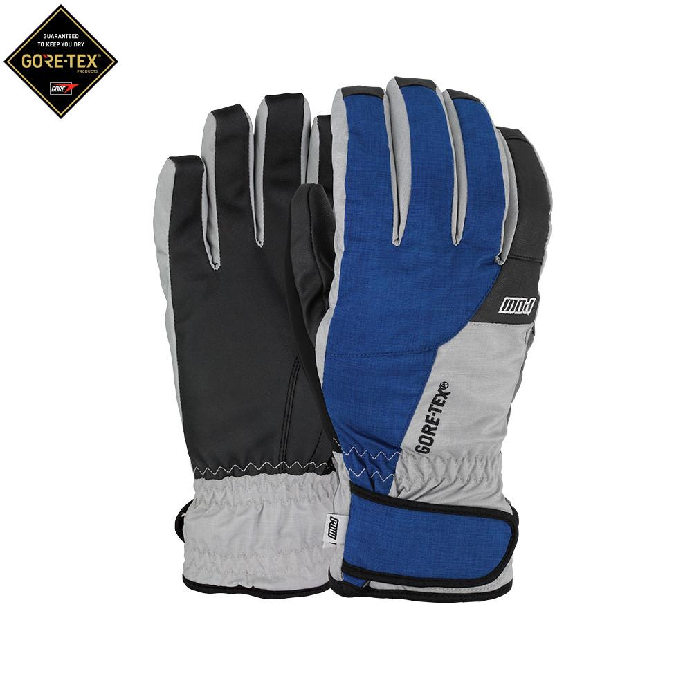 Warner GTX Short Glove - Blue