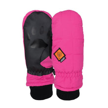 POW Glove company cub little kids childs toddler ski snowboard winter snow mitten plum pink purple