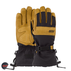 August Long Gauntlet Ski and Snowboard Glove
