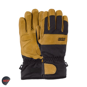 August Short Glove Ski and Snowboard Gloves
