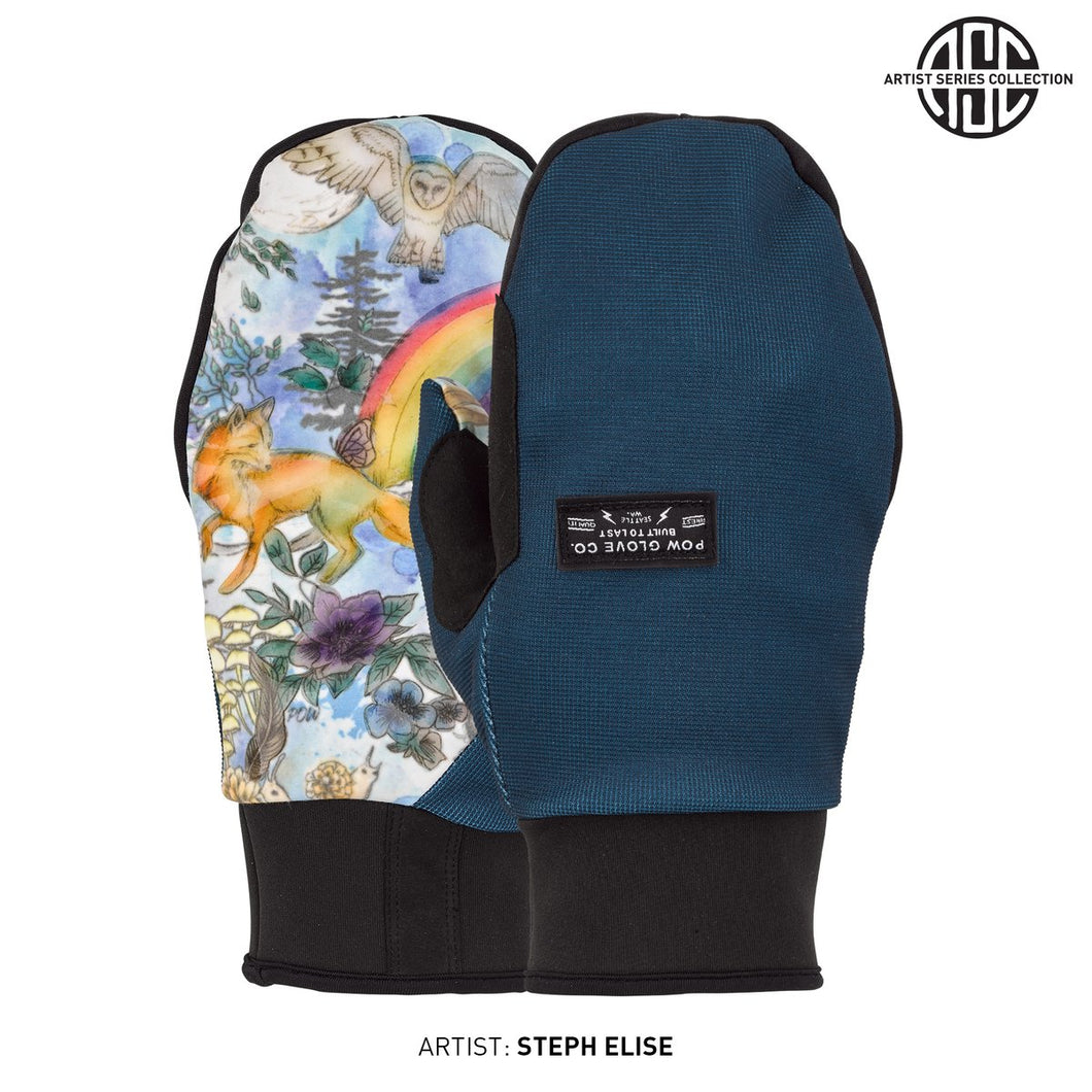 Everyday Mitt Rainbow Ski and Snowboard Mittens
