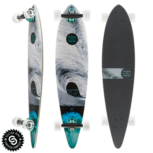 Ray Collins Merchant Complete Longboard