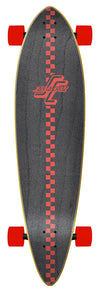 Check OGSC Pintail Cruiser Longboard Complete