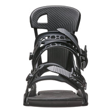 Santa Cruz Sender Bindings Black Front