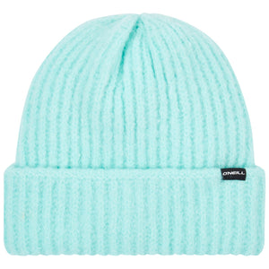 O'Neill Fold Over Beanie Light Blue Front