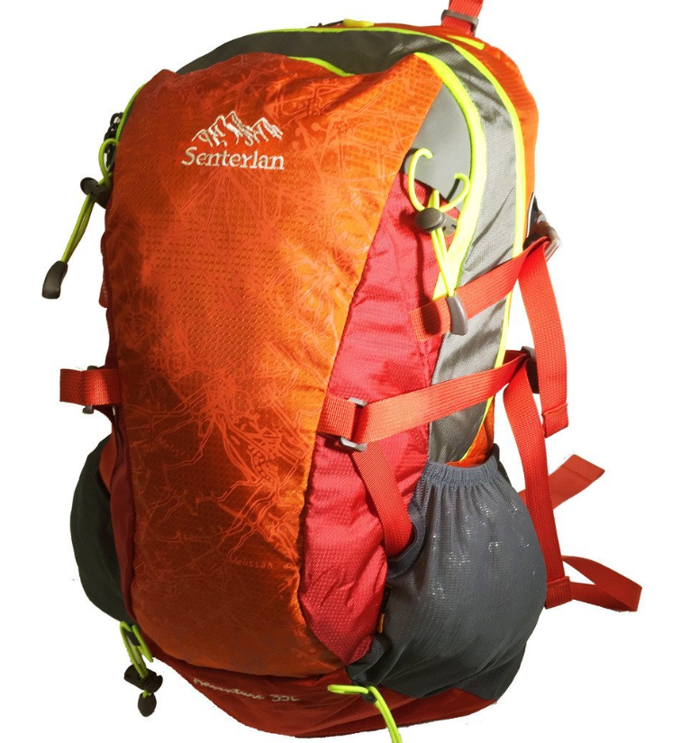 Senterlan Adventure 35L Day Pack Orange