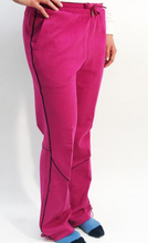 Peak Knitted Sweat Pants (Pink/Black)