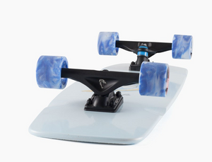 Wreck Tangle 31.25-Inch Cruiser Longboard Complete
