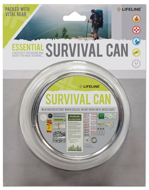Essential Survival Can 29-Piece