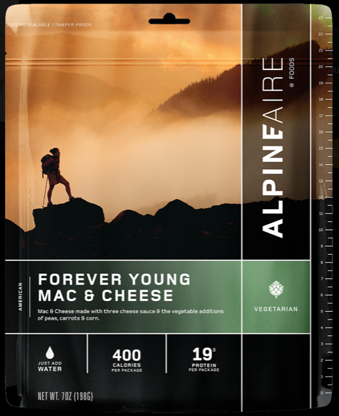 Forever Young Mac & Cheese