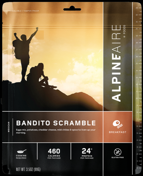 Bandito Scramble 3.5 OZ