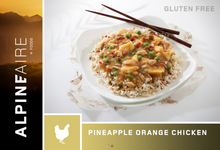 Pineapple Orange Chicken Rice