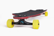 Landyachtz Ten Two Four Wolf Longboard Profile