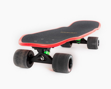 Dinghy Red Dragon 28-Inch Cruiser Longboard Complete