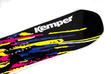 Kemper Snowboards Screamer 1990/1991 Backcountry Snowboard Tip Nose Close Up Detail