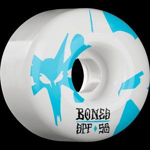 Reflections Skatepark Formula P2 84B 4PK Skateboard Wheels