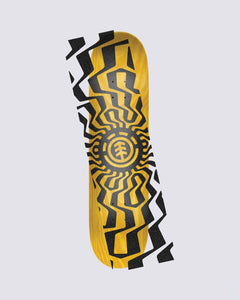 Element Mind Warp 9x33 Grip Tape Black and Clear Main View